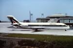 tassさんが、パリ シャルル・ド・ゴール国際空港で撮影したアリタリア航空 DC-9-32の航空フォト(飛行機 写真・画像)