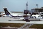 tassさんが、パリ シャルル・ド・ゴール国際空港で撮影したアエロ・トランスポルテ・イタリアーニ ATR-42-300の航空フォト(飛行機 写真・画像)