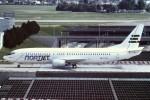 tassさんが、パリ オルリー空港で撮影したノートジェット 737-4Y0の航空フォト(飛行機 写真・画像)