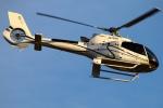 Kuuさんが、鹿児島空港で撮影したオートパンサー EC130T2の航空フォト(飛行機 写真・画像)