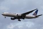 camelliaさんが、成田国際空港で撮影したユナイテッド航空 777-222/ERの航空フォト(写真)