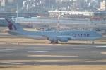 たーしょ@0525さんが、羽田空港で撮影したカタールアミリフライト 747-8KB BBJの航空フォト(写真)