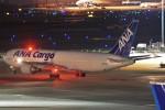 B747‐400さんが、羽田空港で撮影した全日空 767-381F/ERの航空フォト(写真)