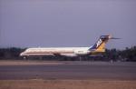 kumagorouさんが、仙台空港で撮影した日本エアシステム MD-87 (DC-9-87)の航空フォト(飛行機 写真・画像)