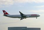 szkkjさんが、成田国際空港で撮影したスイスインターナショナルエアラインズ A340-313Xの航空フォト(写真)
