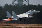 かぷちーのさんが、小松空港で撮影した航空自衛隊 F-15J Eagleの航空フォト(写真)