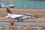 かぷちーのさんが、小松空港で撮影した航空自衛隊 T-4の航空フォト(写真)