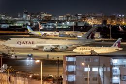 Cozy Gotoさんが、羽田空港で撮影したカタールアミリフライト 747-8KB BBJの航空フォト(写真)