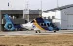 しゅう1RRさんが、つくばヘリポートで撮影した東邦航空 EC155Bの航空フォト(写真)