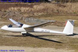 Chofu Spotter Ariaさんが、真壁滑空場で撮影した日本個人所有 LS4-bの航空フォト(飛行機 写真・画像)