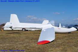 Chofu Spotter Ariaさんが、真壁滑空場で撮影した日本個人所有 PW-6Uの航空フォト(飛行機 写真・画像)