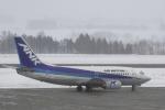 senyoさんが、女満別空港で撮影したエアーニッポン 737-54Kの航空フォト(写真)
