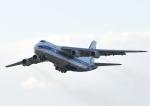 kix-booby2さんが、関西国際空港で撮影したヴォルガ・ドニエプル航空 An-124-100M Ruslanの航空フォト(写真)