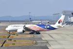 kix-booby2さんが、関西国際空港で撮影したマレーシア航空 A350-941XWBの航空フォト(写真)