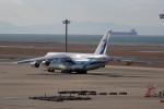 どりーむらいなーさんが、中部国際空港で撮影したヴォルガ・ドニエプル航空 An-124-100 Ruslanの航空フォト(写真)