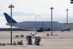 どりーむらいなーさんが、中部国際空港で撮影したボーイング 747-409(LCF) Dreamlifterの航空フォト(写真)