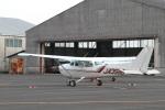 camelliaさんが、龍ケ崎飛行場で撮影した新中央航空 172P Skyhawkの航空フォト(写真)