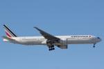 camelliaさんが、成田国際空港で撮影したエールフランス航空 777-328/ERの航空フォト(写真)