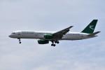 こじゆきさんが、スワンナプーム国際空港で撮影したトルクメニスタン航空 757-22Kの航空フォト(写真)