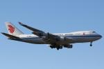 camelliaさんが、成田国際空港で撮影した中国国際貨運航空 747-412F/SCDの航空フォト(写真)