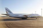 なごやんさんが、中部国際空港で撮影したアントノフ・エアラインズ An-124-100 Ruslanの航空フォト(写真)