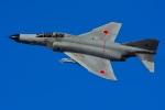 kaoatomさんが、茨城空港で撮影した航空自衛隊 F-4EJ Kai Phantom IIの航空フォト(飛行機 写真・画像)