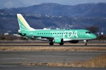 kumagorouさんが、仙台空港で撮影したフジドリームエアラインズ ERJ-170-100 SU (ERJ-170SU)の航空フォト(飛行機 写真・画像)