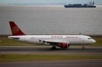 ハピネスさんが、中部国際空港で撮影した吉祥航空 A320-214の航空フォト(飛行機 写真・画像)
