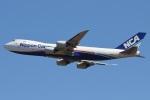 camelliaさんが、成田国際空港で撮影した日本貨物航空 747-8KZF/SCDの航空フォト(写真)