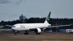 saoya_saodakeさんが、成田国際空港で撮影したパキスタン国際航空 777-2Q8/ERの航空フォト(写真)