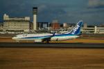 FRTさんが、伊丹空港で撮影した全日空 737-881の航空フォト(飛行機 写真・画像)