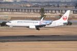 kumagorouさんが、仙台空港で撮影した日本トランスオーシャン航空 737-8Q3の航空フォト(写真)