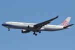 camelliaさんが、成田国際空港で撮影したチャイナエアライン A330-302の航空フォト(写真)