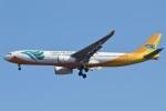 camelliaさんが、成田国際空港で撮影したセブパシフィック航空 A330-343Eの航空フォト(写真)