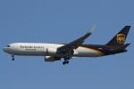 camelliaさんが、成田国際空港で撮影したUPS航空 767-34AF/ERの航空フォト(写真)