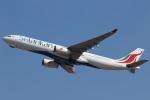 camelliaさんが、成田国際空港で撮影したスリランカ航空 A330-343Eの航空フォト(写真)