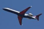 camelliaさんが、成田国際空港で撮影したアイベックスエアラインズ CL-600-2C10 Regional Jet CRJ-702の航空フォト(写真)