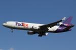 camelliaさんが、成田国際空港で撮影したフェデックス・エクスプレス MD-11Fの航空フォト(写真)