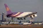 BENKIMAN-ENLさんが、成田国際空港で撮影したタイ国際航空 A380-841の航空フォト(写真)