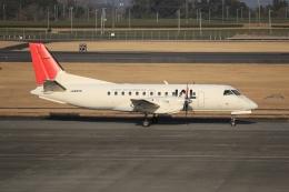 ぽんさんが、鹿児島空港で撮影した日本エアコミューター 340Bの航空フォト(写真)