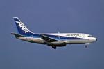Gambardierさんが、関西国際空港で撮影したエアーニッポン 737-281/Advの航空フォト(写真)