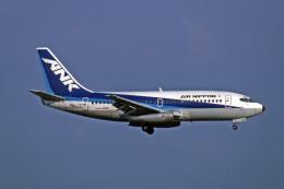 Gambardierさんが、関西国際空港で撮影したエアーニッポン 737-281/Advの航空フォト(飛行機 写真・画像)