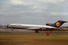 tassさんが、伊丹空港で撮影したルフトハンザドイツ航空 727-230/Advの航空フォト(写真)