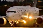 HISAHIさんが、宮古空港で撮影した全日空 737-881の航空フォト(写真)