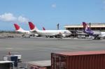 Wasawasa-isaoさんが、ダニエル・K・イノウエ国際空港で撮影した日本航空 747-446の航空フォト(写真)