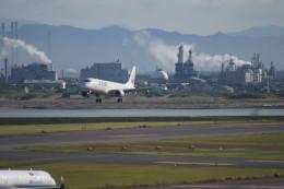kij niigataさんが、新潟空港で撮影した日本航空 - Japan Airlines [JL/JAL] Embraerの航空フォト(写真)