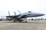さかなやさんが、茨城空港で撮影した航空自衛隊 F-15J Eagleの航空フォト(写真)