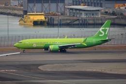 航空フォト:VQ-BGV S7航空 737 MAX 8