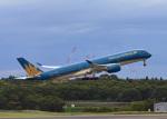 鈴鹿@風さんが、成田国際空港で撮影したベトナム航空 A350-941XWBの航空フォト(写真)