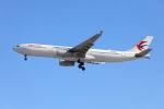 funi9280さんが、新千歳空港で撮影した中国東方航空 A330-343Xの航空フォト(写真)
